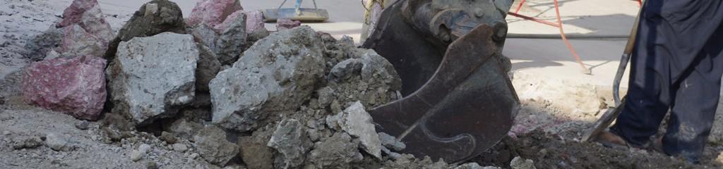 Degen excavating About us